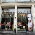 写真:LA HALLE (モンマルトル店)