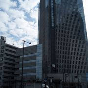 中野坂上駅上、外観はなかなか素晴らしいのです~