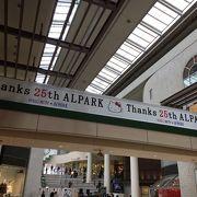 新井口駅最寄りのショッピングモール