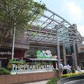 無料の展望台から香港らしい景色をチラ見できる