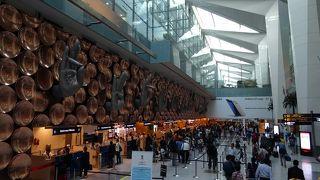 利用しやすい空港です