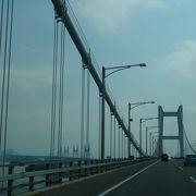 瀬戸内海に浮かぶ雄大な橋の数々!