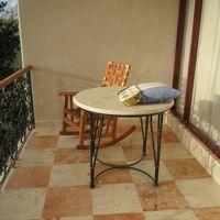 ベランダはお洒でも落暑くて使えない太陽熱利用料理に有効でした