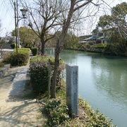 水郷の街・柳川にゆかりのある方たちの詩碑が多くあります