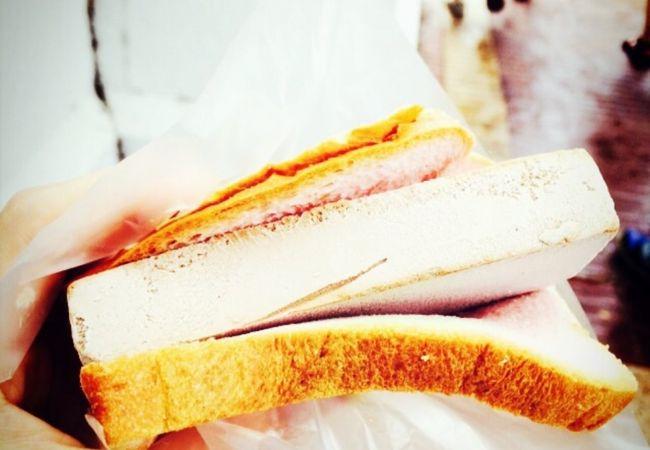 アイスサンドイッチ