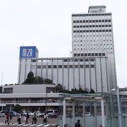 金沢の2大デパートのひとつ