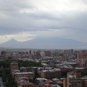 アララト山を見るポイント