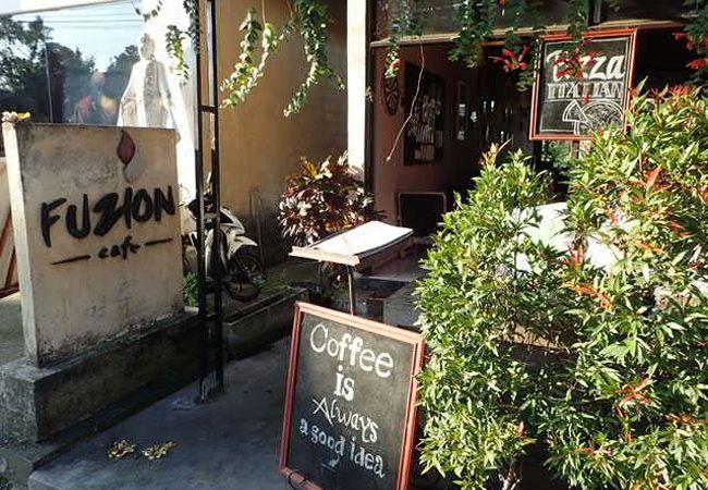 フュージョンカフェ