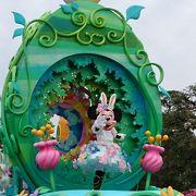 【クチコミ初登場】ディズニーイースターのメインパレードを見てきました!!