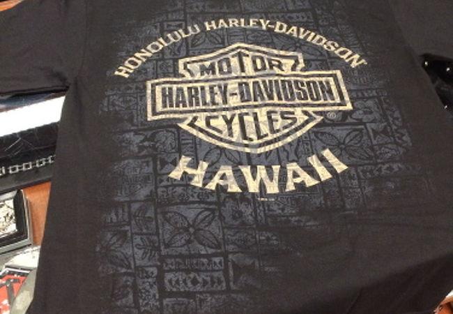 ハワイ限定Tシャツもいい