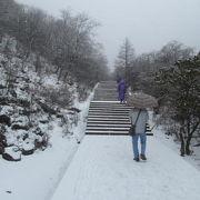 黄龍五彩池は標高3650mあり登りを無理すると高山病になります。