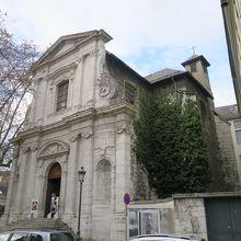 Chapelle Vaugelas