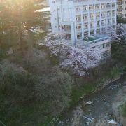 歴史が古く、落ち着いた飯坂温泉などがあります