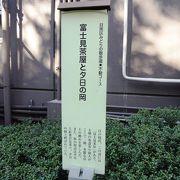 お江戸、富士見物の名所