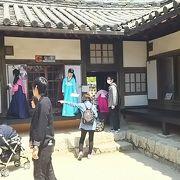 韓流の時代劇で見かけそう