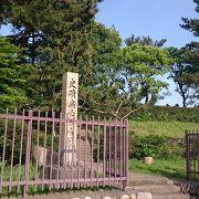 4世紀前半に築かれた古墳