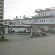 東萩駅は松陰神社に近いです。