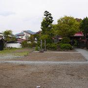 土地ならではの富士講の歴史を今に伝える施設