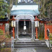 修学院離宮の北側にある静かなお寺です