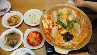 寺洞麺屋(サドンミョノク) (仁寺店)