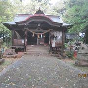 この湯田温泉の鎮守の神のようです。