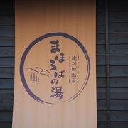 遠刈田温泉の日帰り温泉施設