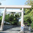 矢奈比売神社 (見付天神)