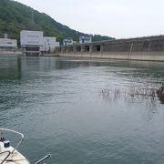 神奈川の大きな湖