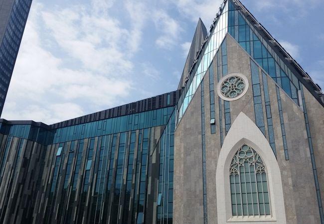 ライプチヒ大学の建物