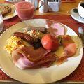 観光&買物に最適な立地で朝食も美味しい