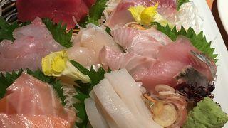 ダイニング 魚桜
