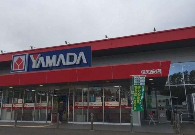 ヤマダ電機テックランド (倶知安店)