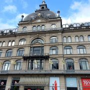 デンマーク最古のデパート