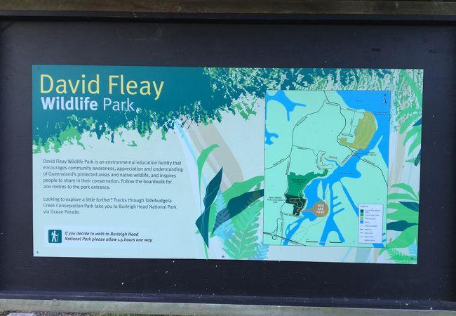 デビッド フレイ ワイルドライフパーク