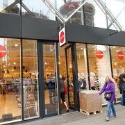 北欧デザインの小物を探すには最適のお店。営業時間も○
