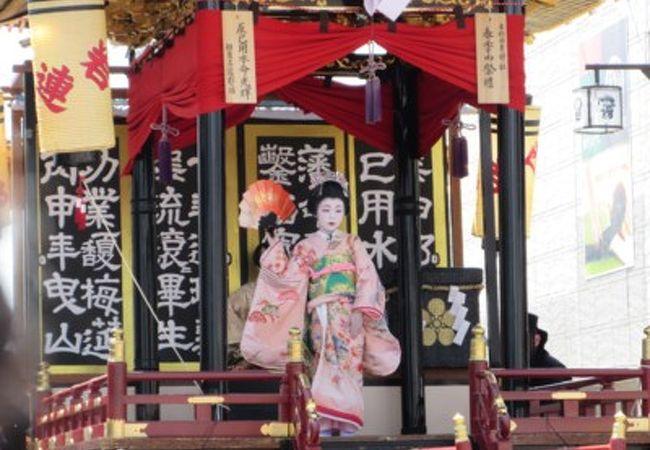 可愛い子供歌舞伎