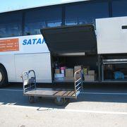 フィンランドの長距離バス