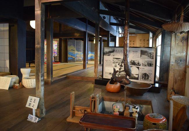 小浜町歴史資料館(湯太夫跡)