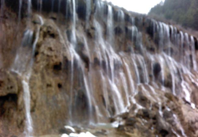 九寨溝最大の滝