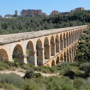 悪魔の橋の異名を持つ ローマ水道橋