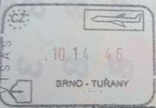 ブルノ空港 (BRQ)