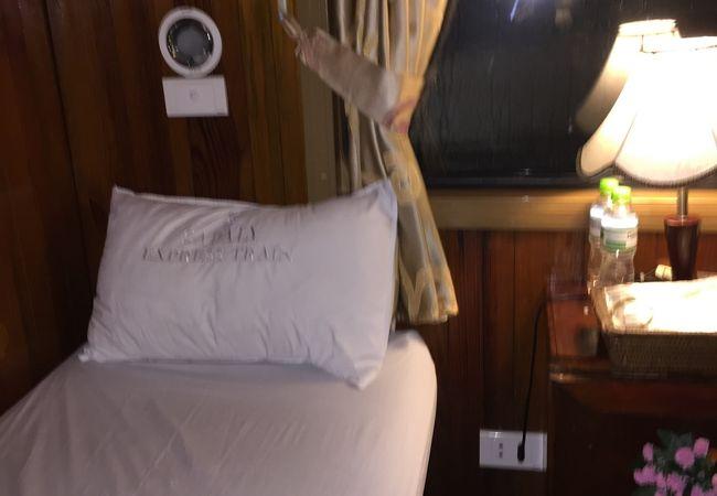 ファンシパン エクスプレス トレイン (ハノイ~ラオカイ(サパ) 寝台列車)