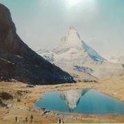 ゴルナーグラートの湖