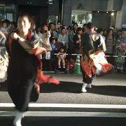 広島の初夏の祭り