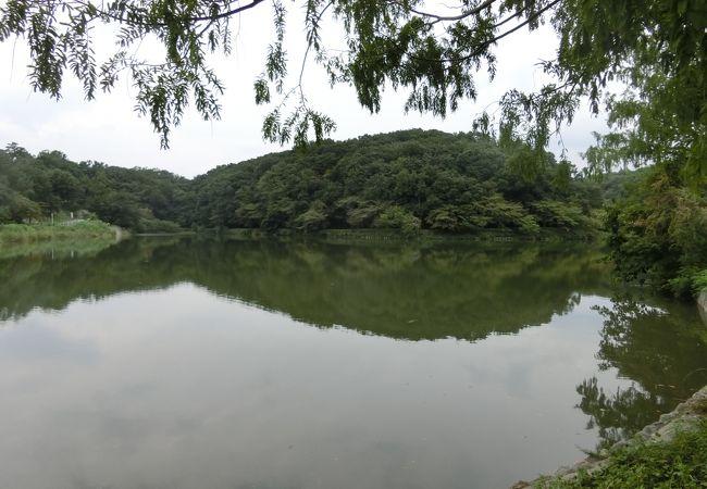 八丁湖公園