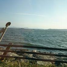 日本で5番目の面積の大きな湖