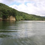 沖縄一の大河