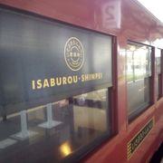 古い観光列車