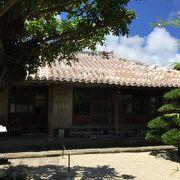 古民家沖縄そばのお店