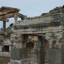 神殿の跡です